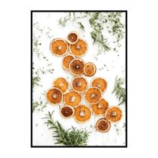 Постер на стену Апельсины