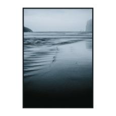 Постер на стену Море в тумане
