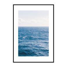 постер морская рябь
