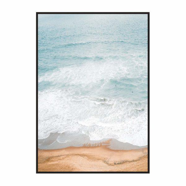 Постер на стену Океан бирюзовый
