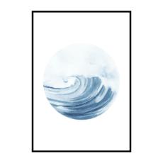 Постер на стену Океан 3
