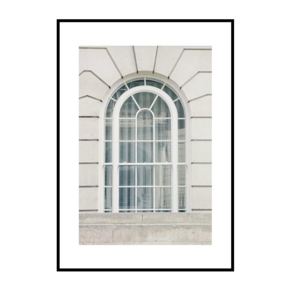 """Постер на стену """"Окно"""""""