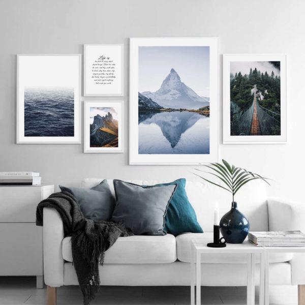 Природная галерея постеров 10 арт постеры