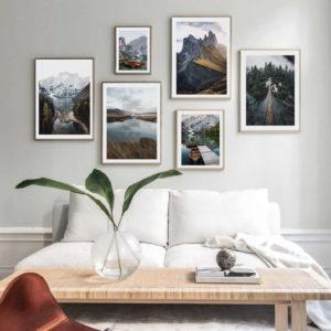 Природная галерея постеров 12
