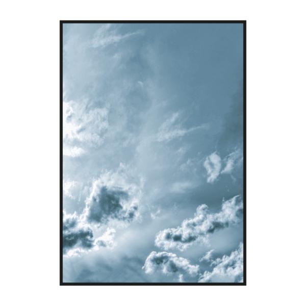 Постер на стену Синее небо