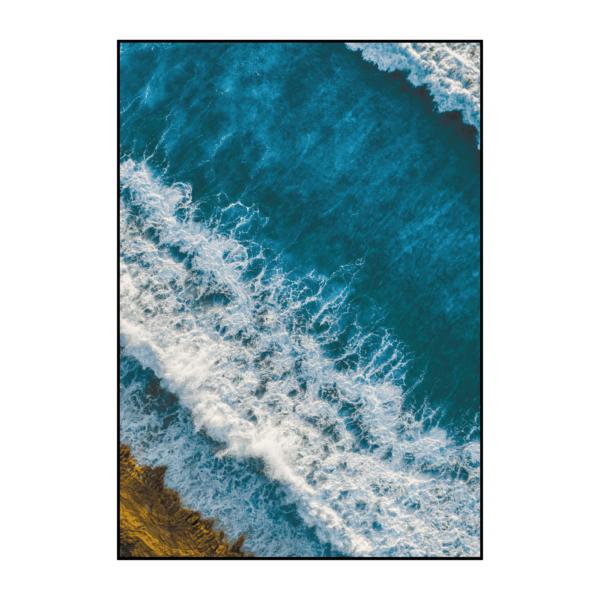Постер на стену Волна
