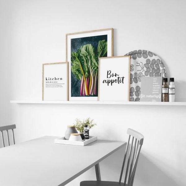 постеры кухня