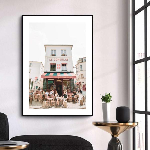 Постер на стену Ресторан