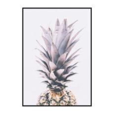 Постер на стену Розовый ананас