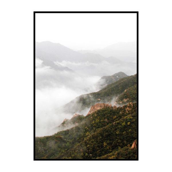 Постер на стену Туман 2