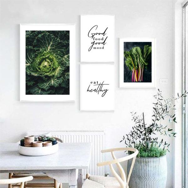Галерея постеров Good food