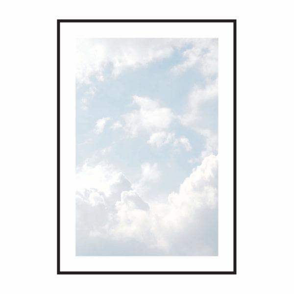 Постер на стену Облака