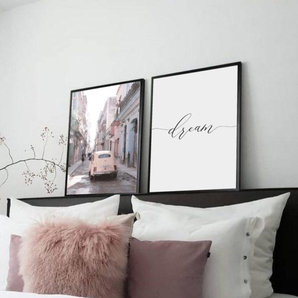 Постер на стену Dream