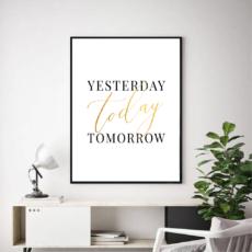 Постер на стену Today