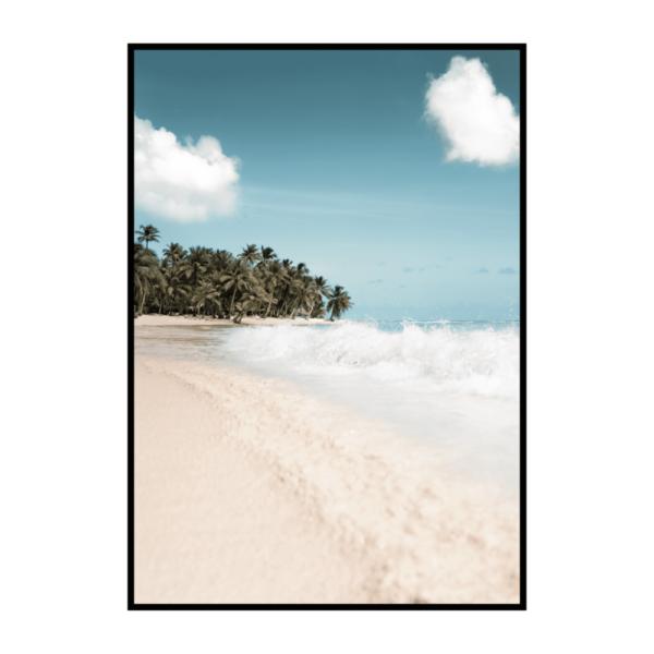 Постер на стену Пляж