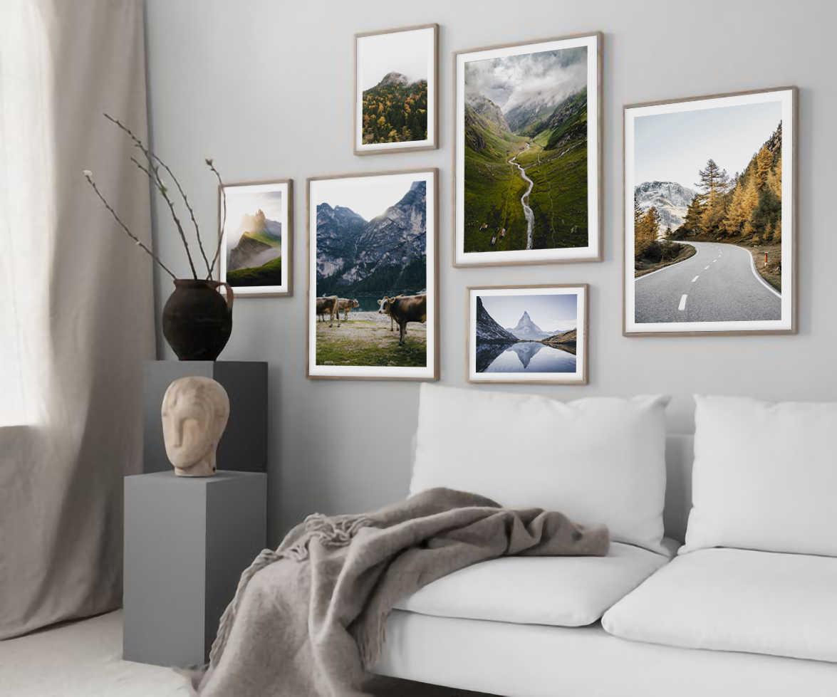 Природная галерея постеров 5