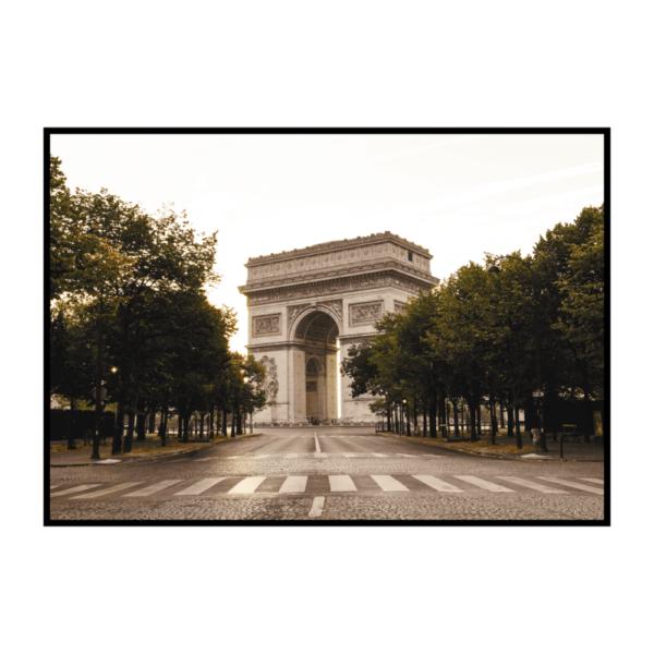 Постер на стену Триумфальная арка