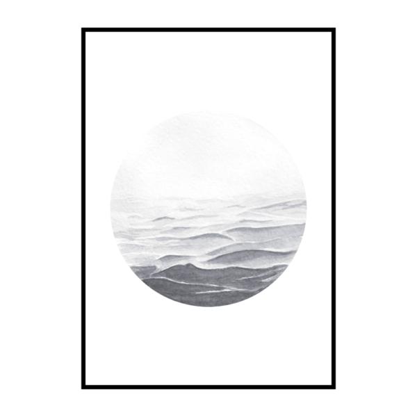 Постер на стену Океан 2