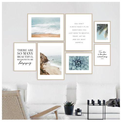 Галерея постеров морская