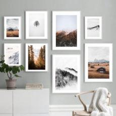 Зимняя галерея постеров 5