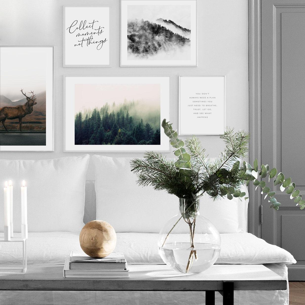 Зимняя галерея постеров 4