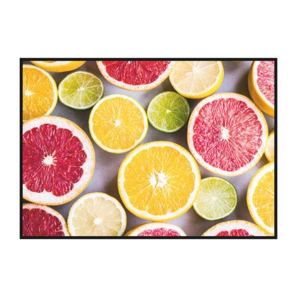 "Постер на стену ""Грейпфрут"