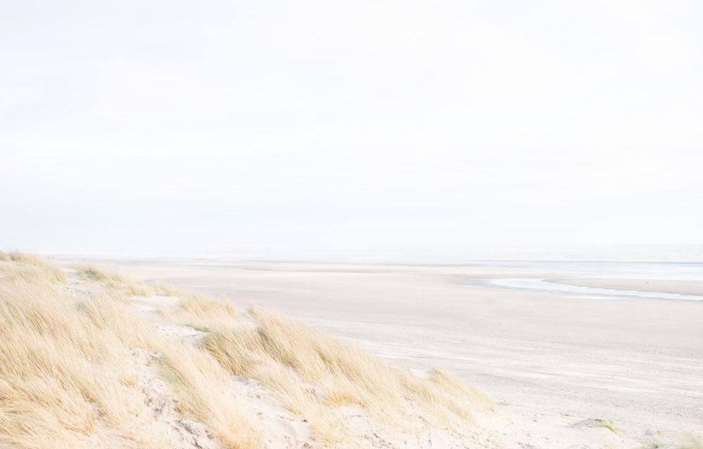 постер песок дюны
