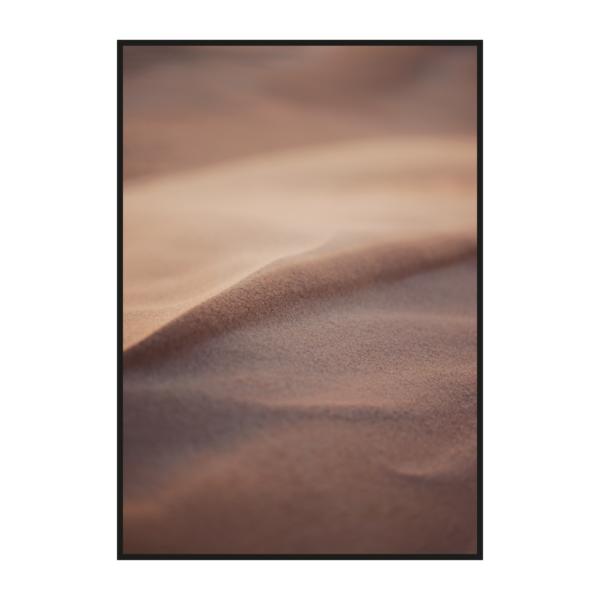 """Постер на стену """"Песочные волны"""""""