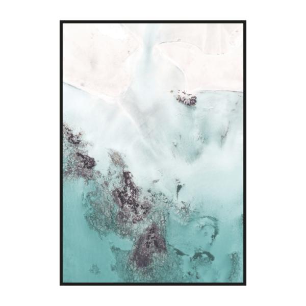 Побережье океана сверху-01