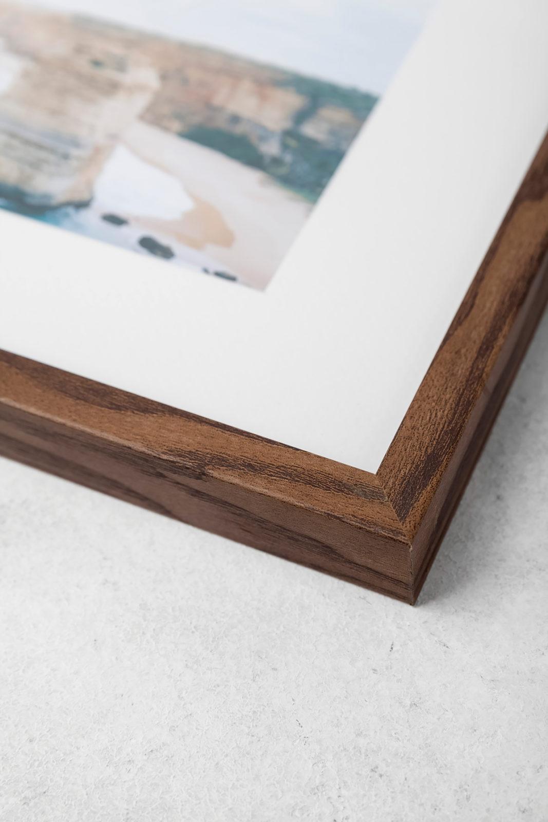 деревянная рама для постеров