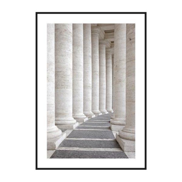постер колоннада