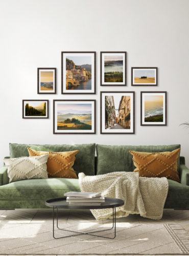 Галерея постеров Тоскана 2